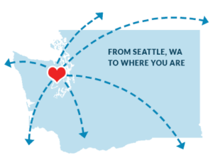 SSB Ships from Seattle to where you are