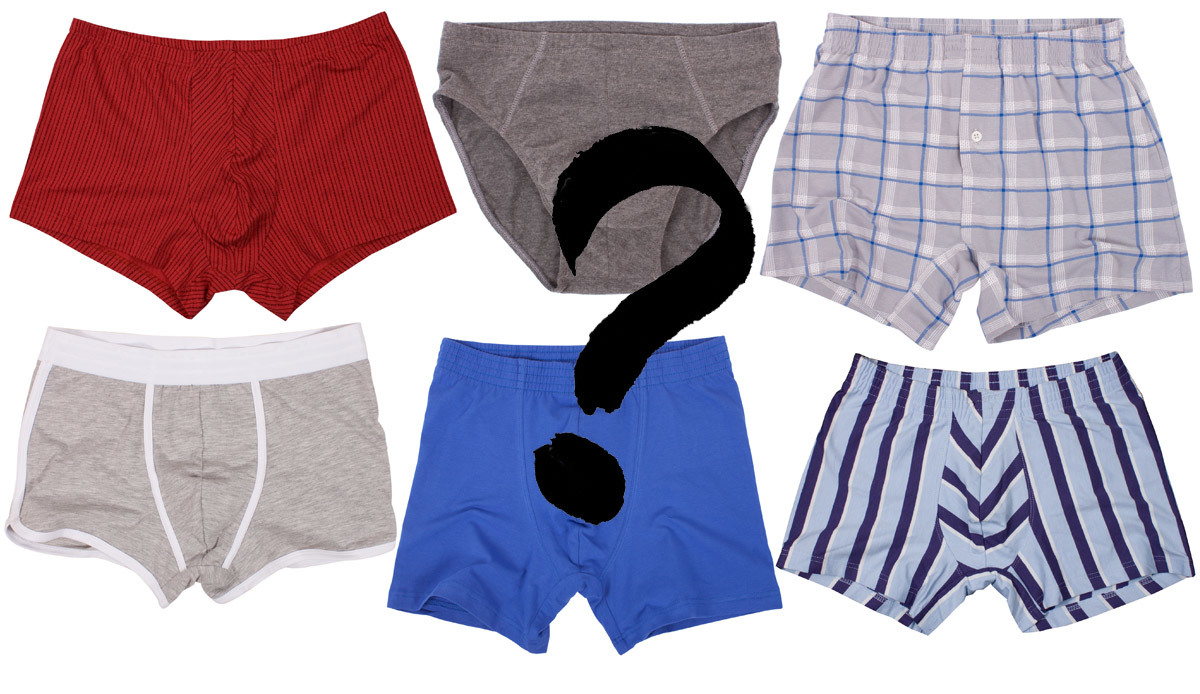 How Your Choice of Underwear Affects Sperm Production